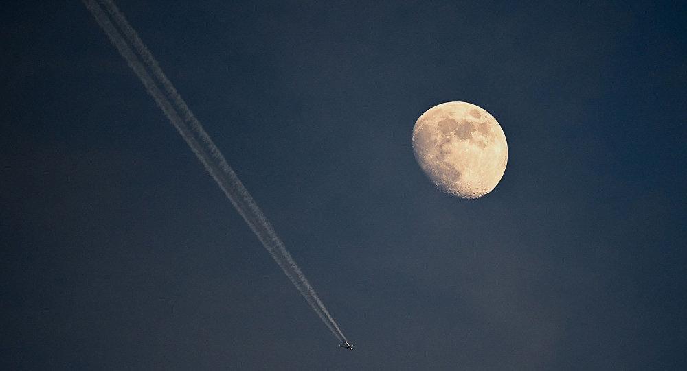 کشف پدیده مرموز در ماه