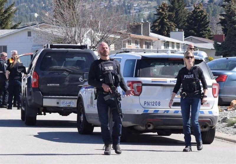 کشته شدن 4 نفر در تیراندازی کانادا