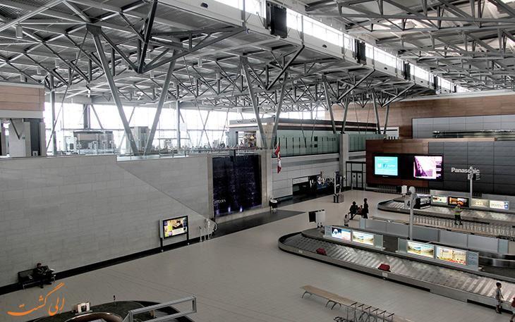 معرفی فرودگاه بین المللی مک دونالد کارتیر، اتاوا کانادا