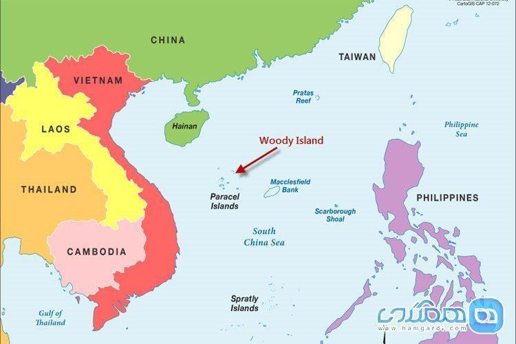 سفری شگفت انگیز به جزایر اسپراتلی در ویتنام
