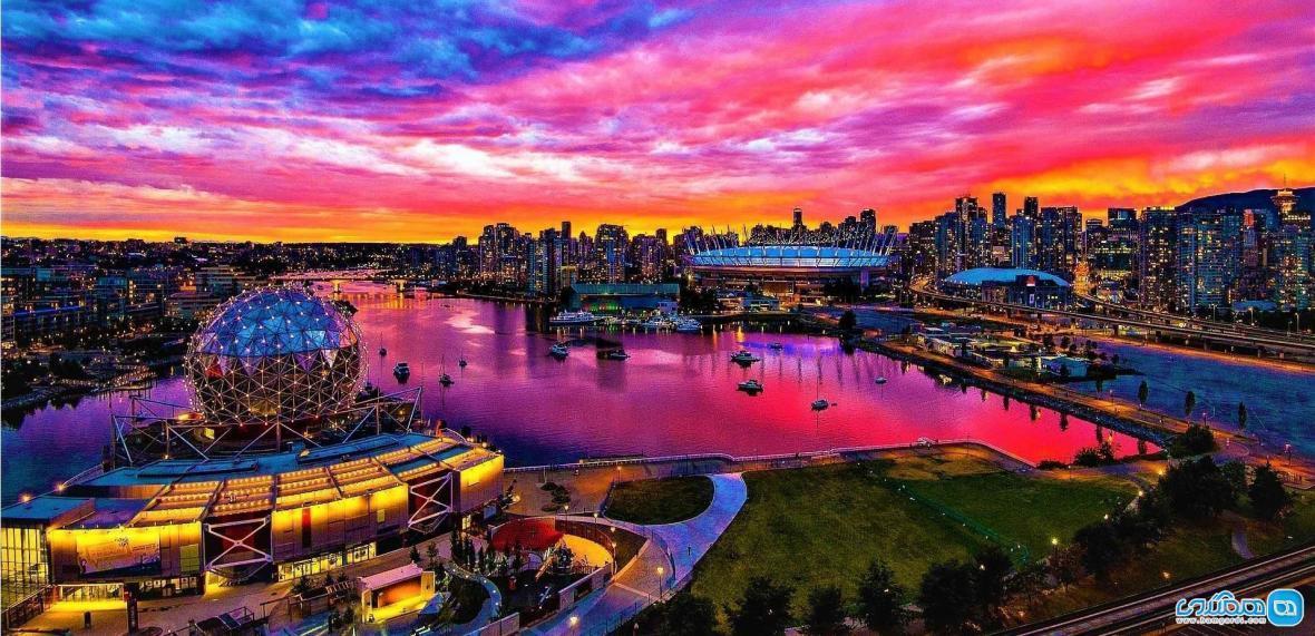 سفر به ونکوور کانادا، سفری به عمق زیبایی و پیشرفت