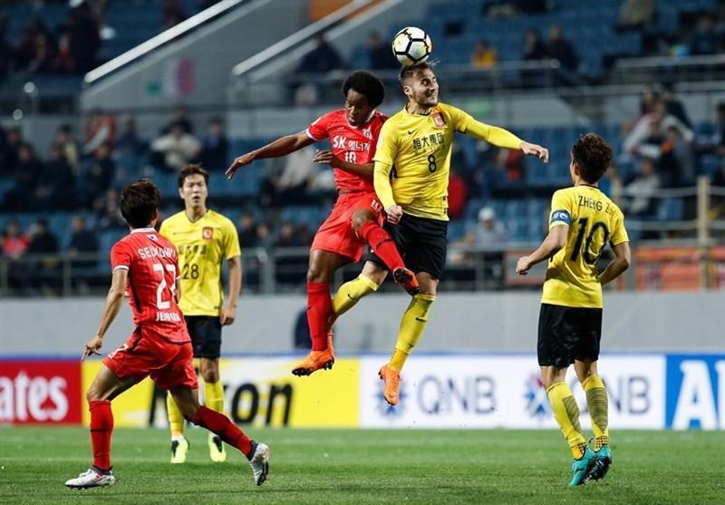لیگ قهرمانان آسیا، حذف تلخ اوزاکای ژاپن، صعود گوانگژوی چین و بوریرام تایلند