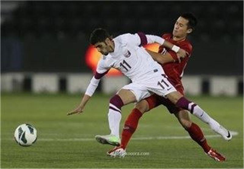 رجحان قطر و عربستان مقابل تایلند و مالزی، تساوی لبنان با بحرین
