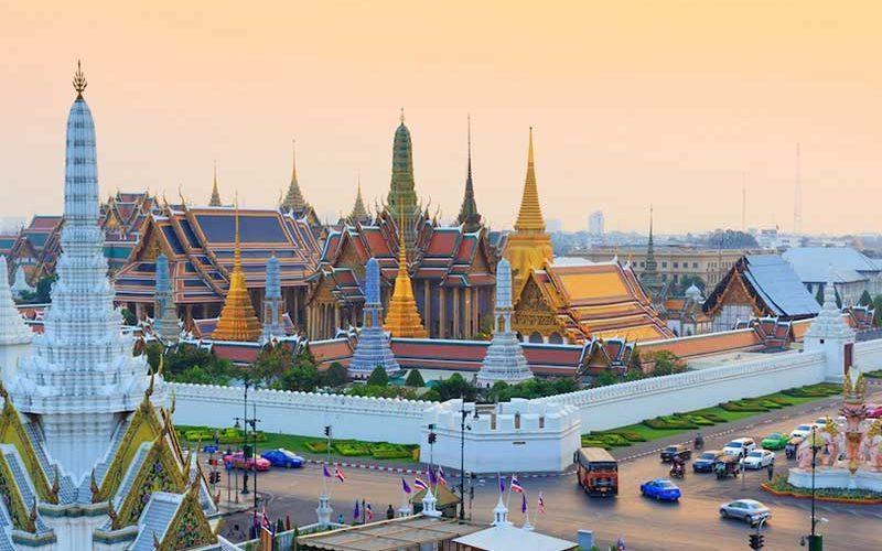 سفر دو هفته ای به تایلند