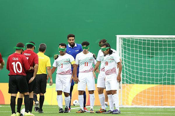 تیم ملی فوتبال پنج نفره به مالزی اعزام شد