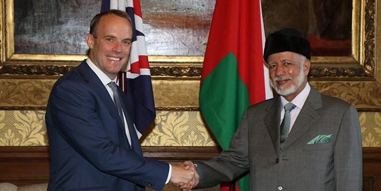 وزیر خارجه انگلیس: رایزنی های مهمی با عمان درباره ایران و یمن داشتم