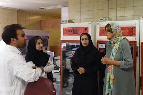 اعلام آمادگی مسوول بانک خون بندناف هلند برای همکاری با سازمان انتقال خون ایران