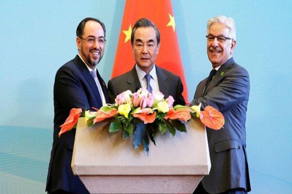 نشست وزیران خارجه چین، پاکستان و افغانستان در اسلام آباد