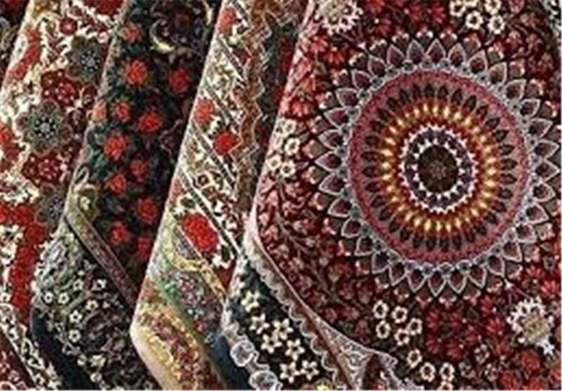 استقبال عمانی ها از فرش های فراوری ایران در نمایشگاه مسقط