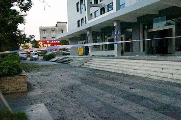 57 کشته و مجروح در انفجار بسته های مشکوک در جنوب چین