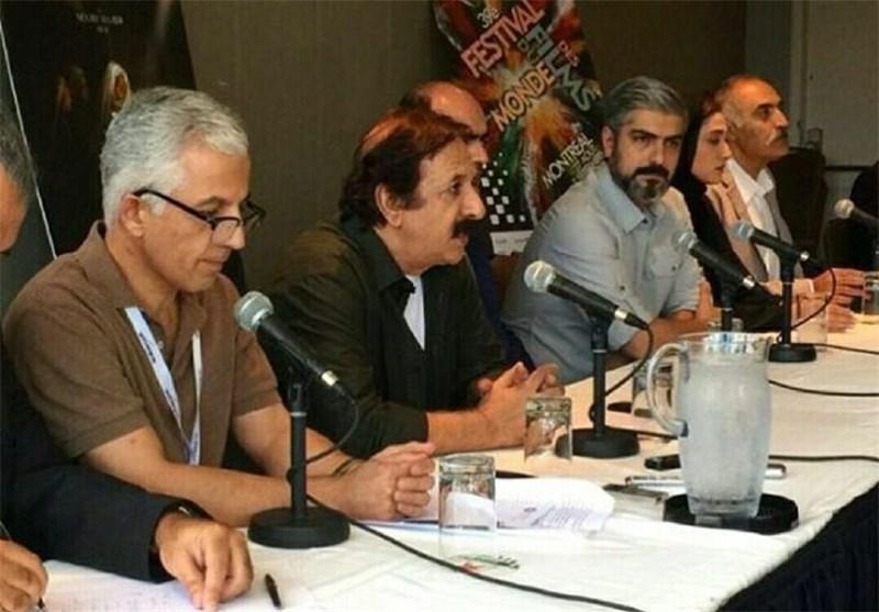 گزارش نشست خبری محمد رسول الله (ص) در جشنواره فیلم مونترال