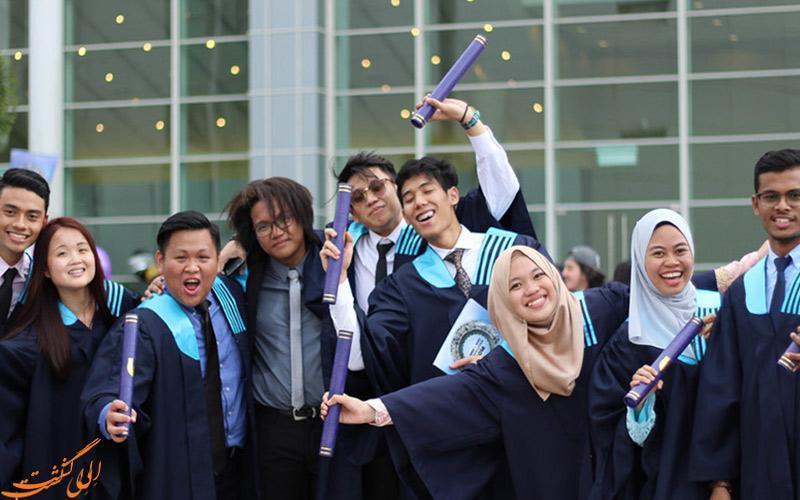 بهترین دانشگاه های مالزی برای تحصیل