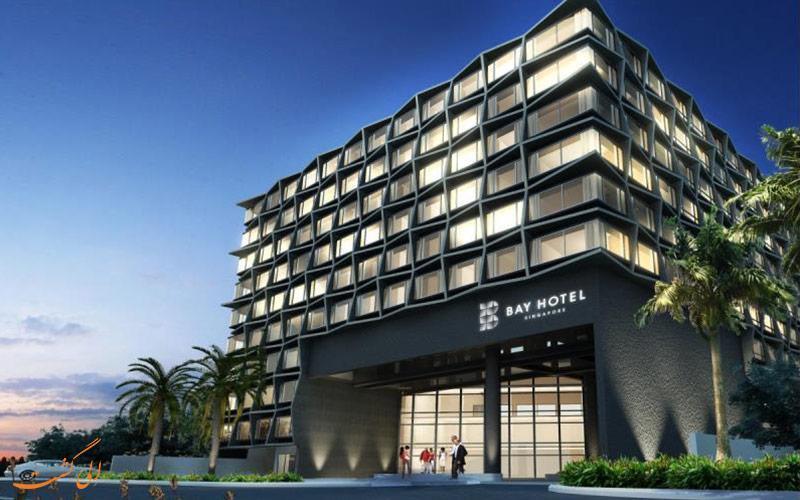 معرفی هتل 4 ستاره بی در سنگاپور