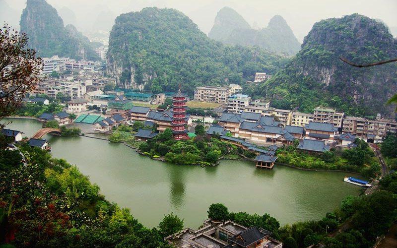 پارک هفت ستاره، پارکی با طبیعت خیره کننده در چین