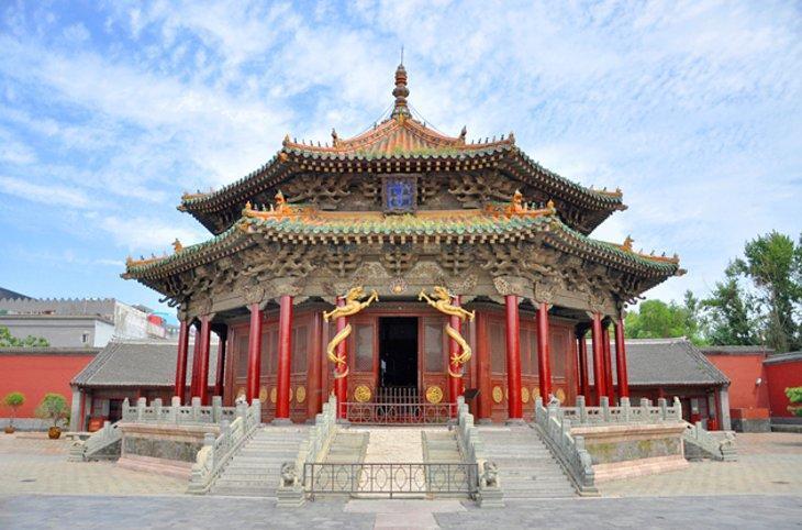 آشنایی با آرامگاه نور: آرامگاه شاهنشاهی شمالی چین