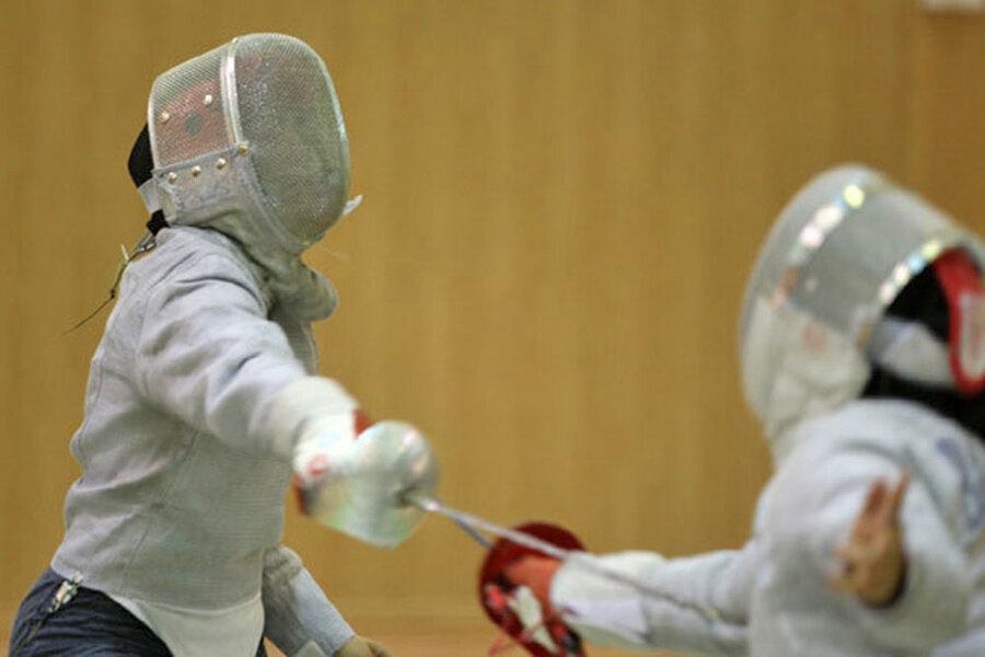 شمشیربازی جوانان کشور؛ هانیه خوشخواهی قهرمان فلوره انفرادی دختران و تهران قهرمان تیمی فلوره شدند