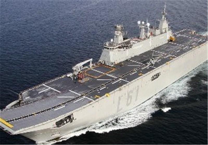 ورود کشتی های شناسایی ایتالیا و فرانسه به دریای سیاه در روزهای آینده