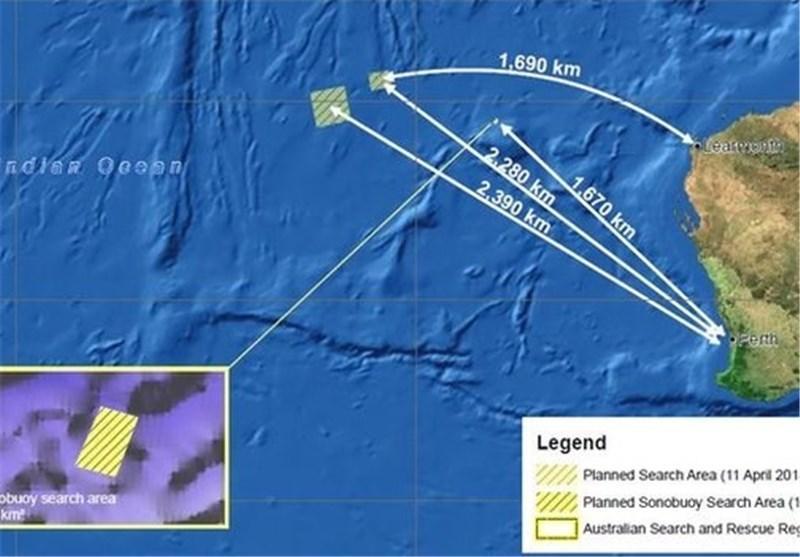 مالزی: هواپیمای مسافربری ناپدید شده قطعا سقوط نموده است