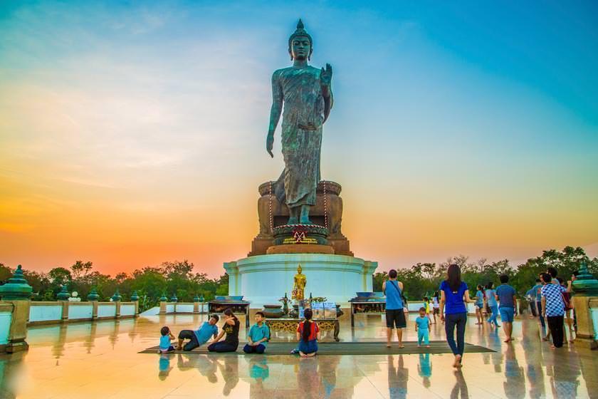 شهرهای افسانه ای تایلند برای سفر نوروزی