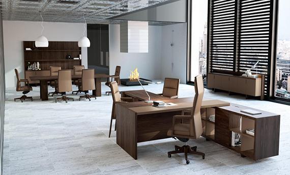 بازسازی ساختمان اداری