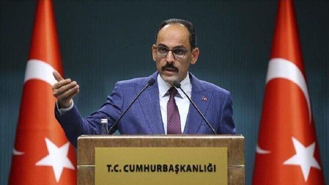 کالین: اروپا باید قدردان ترکیه باشد، کردها بروند عملیات متوقف می گردد، تمدید آتش بس ممکن نیست