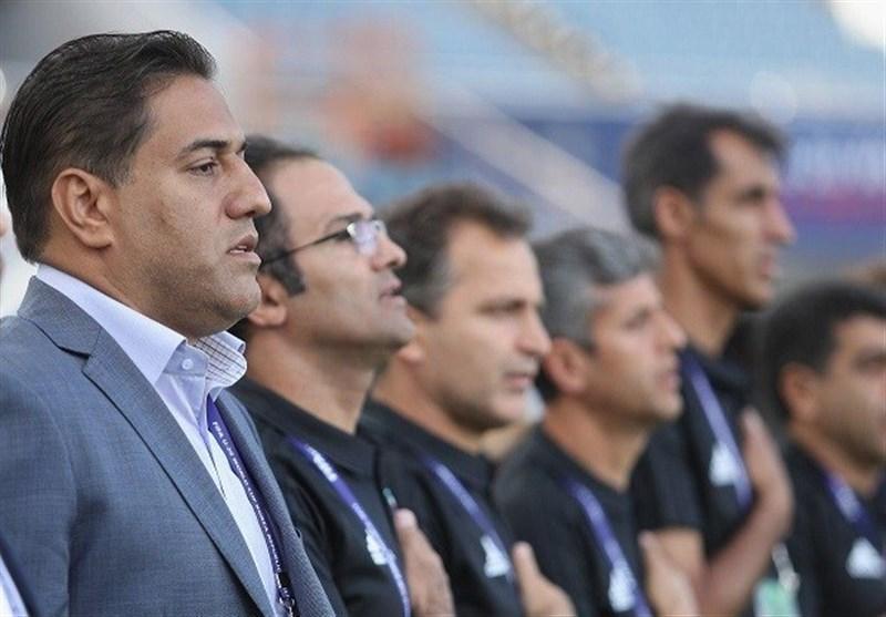 پیروانی: بازی با عمان تجربه گرانبهایی برای بازیکنان جوان بود، بازیکنان هنوز هماهنگ نیستند، مسئولیت شکست را می پذیرم