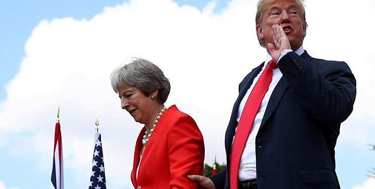 ادعای اسپوتنیک درباره هشدار ترامپ به ترزا می: اگر به همکاری خود با هوآوی انتها ندهید، تبادلات اطلاعاتی با لندن به حالت تعلیق درمی آید