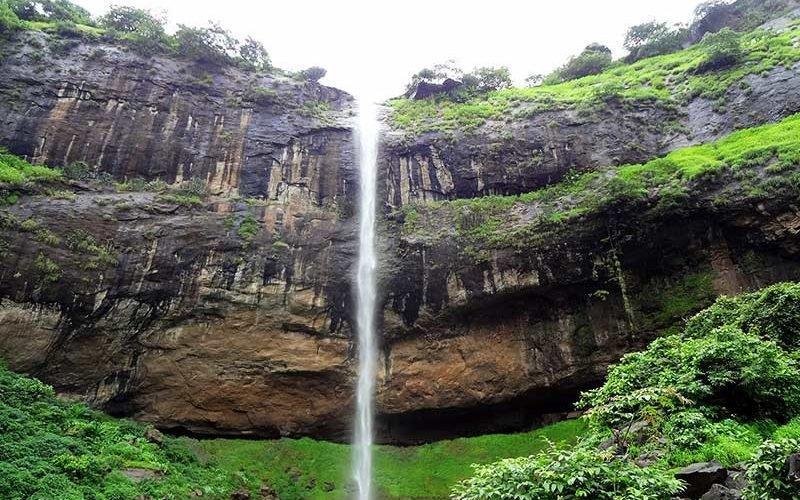 پانداوکادا، آبشاری در قلب طبیعت هند