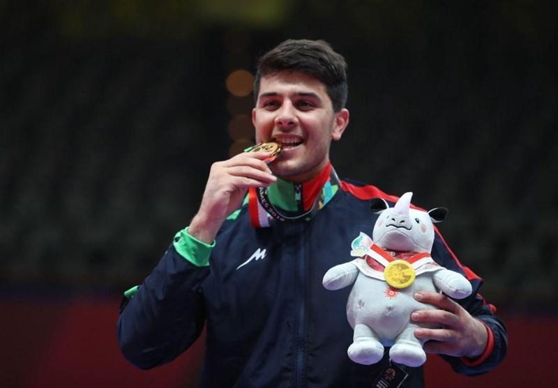 گزارش خبرنگار اعزامی خبرنگاران از اندونزی، یک طلا، یک نقره و دو برنز حاصل کوشش ورزشکاران ایران در روز سوم بازی های آسیایی 2018