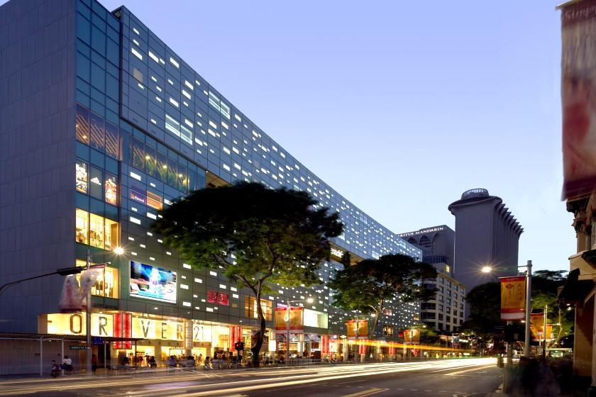 خرید در اورچارد رود (اورچارد Road)، سنگاپور