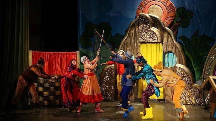 راهیابی 302 اثر به بیست و پنجمین جشنواره بین المللی تئاتر کودک و نوجوان