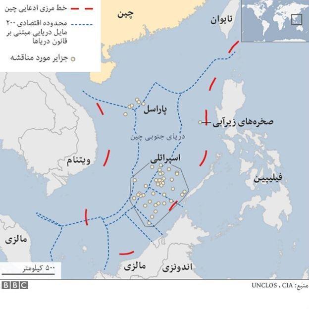 چین نظارت ماهواره ای خود بر دریای چین جنوبی را افزایش می دهد