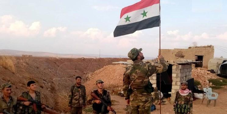 کنترل ارتش سوریه بر 90 کیلومتر دیگر از مرزهای خود با ترکیه