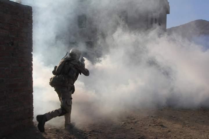 جان باختن 25 نیروی امنیتی افغانستان در جوزجان