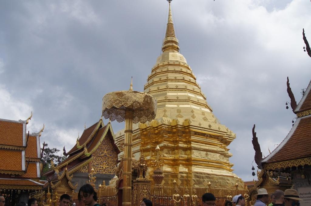 زیباترین معابد چیانگ مای برای بازدید