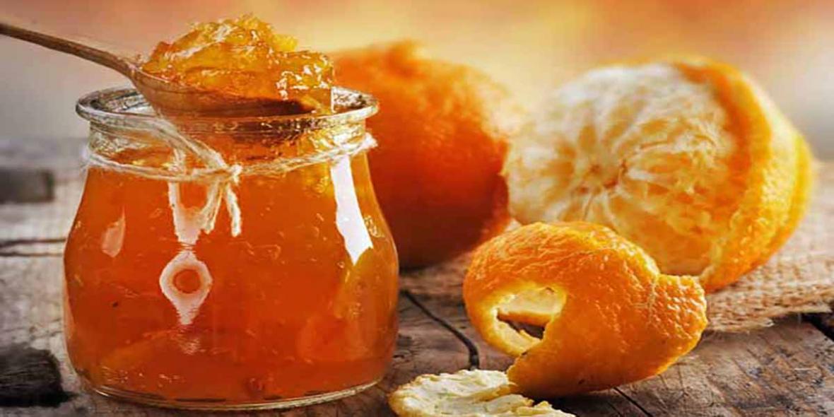 طرز تهیه مارمالاد و مربای پرتقال