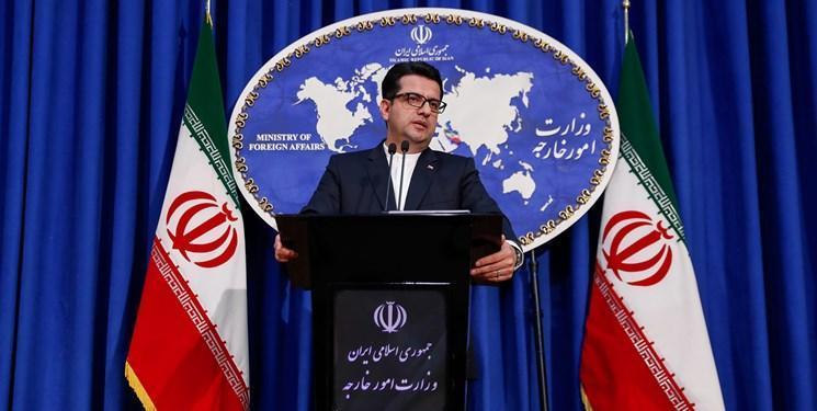 توئیت موسوی درباره رزمایش مشترک ایران، روسیه و چین