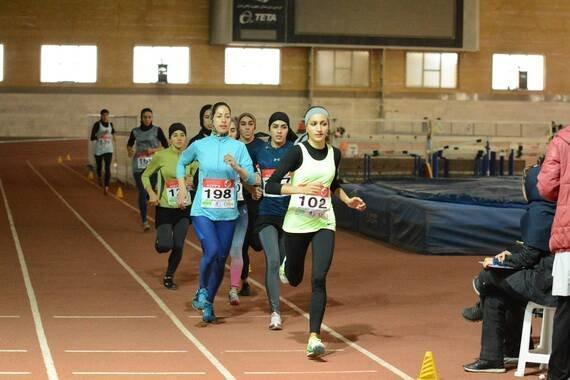 دونده سریلانکا قهرمان 1500 متر، دختران ایرانی آخر شدند