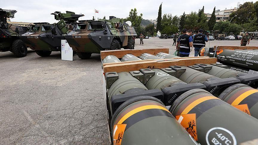 از سرگیری تسلیح ترکیه توسط آلمانی ها