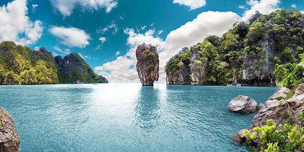 گشت و گذاری جذاب در جزایر توریستی تایلند