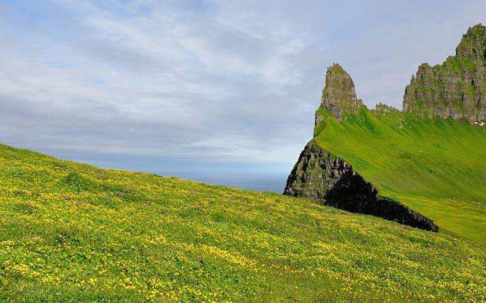10 برترین مقصد گردشگری در ایسلند