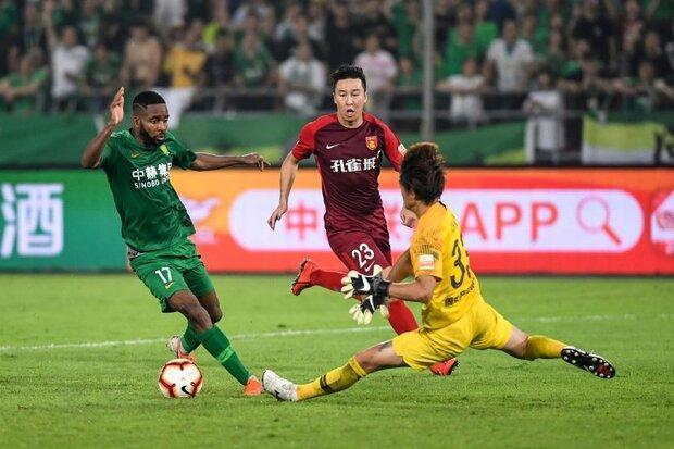 استثنای AFC برای یک تیم چینی در لیگ قهرمانان آسیا