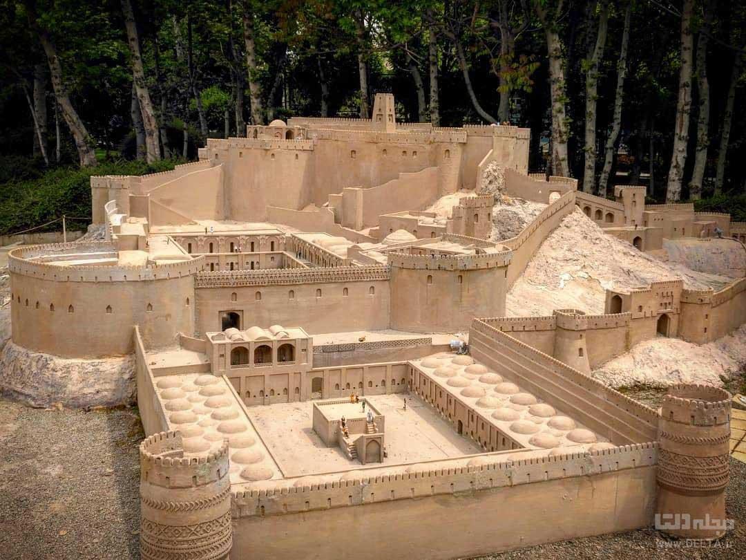 باغ موزه مینیاتور تهران ، سفر به تمام ایران