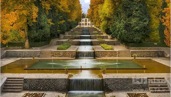 باغ شاهزاده ماهان ، بهشتی در دل کویر