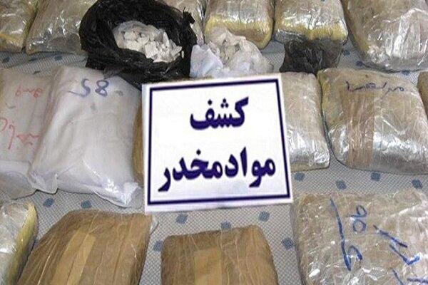 دستگیری 3 توزیع کننده مواد مخدر در بدره