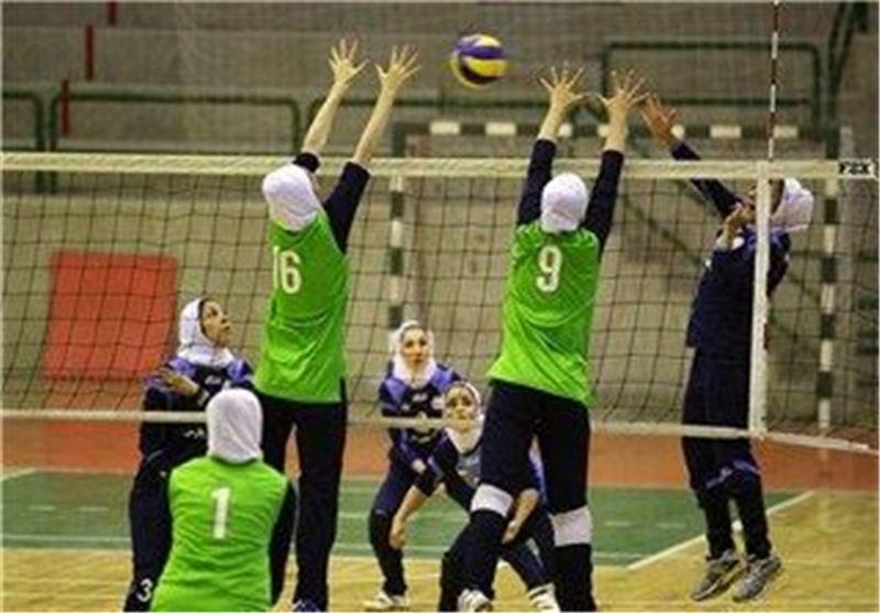 برنامه جام والیبال زنان باشگاه های آسیا اعلام شد، همگرویی ایران با چین، کره و ژاپن