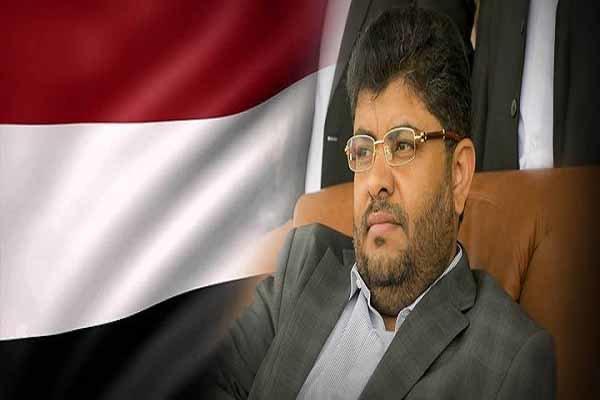 محمد علی الحوثی جنایت آمریکا علیه حشد شعبی را محکوم کرد