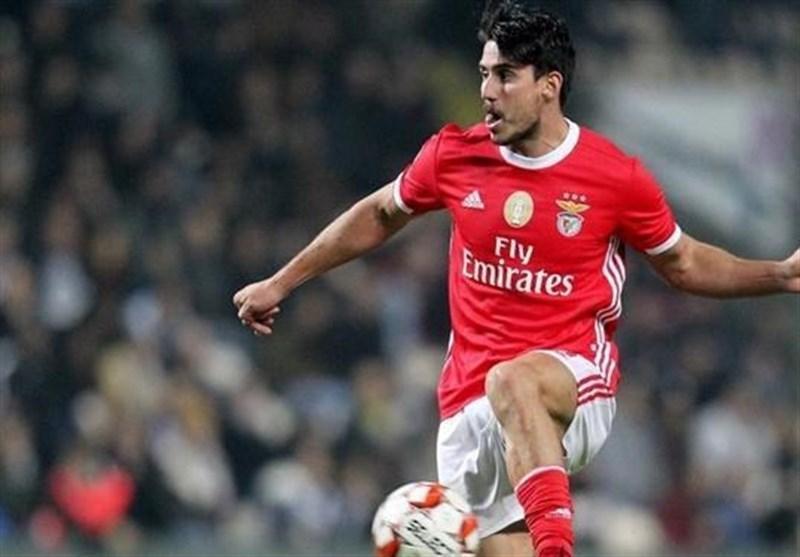 کناره گیری اجباری هافبک 26 ساله بنفیکا از فوتبال