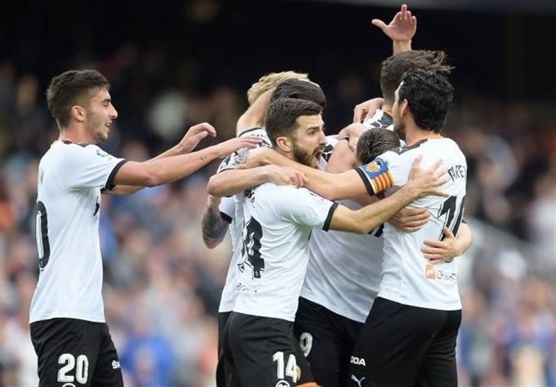 بازی والنسیا و آتالانتا در لیگ قهرمانان اروپا بدون تماشاگر انجام می گردد