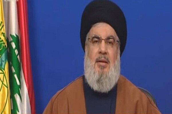 سید حسن نصرالله: ایران برای مقابله با کرونا نیازمند لغو تحریمهاست